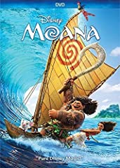 From Walt Disney Animation Studios comes MOANA, an epic adventure about a spirited teen who sets sail on a daring mission to save her people. Along the way, Moana (Auli'i Cravalho) meets the once mighty demigod Maui (Dwayne Johnson), and toge...