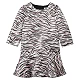 Kenzo Girl's Clarice Tiger Striped Dress