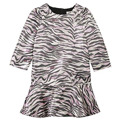 Kenzo Girl's Clarice Tiger Striped Dress by Kenzo