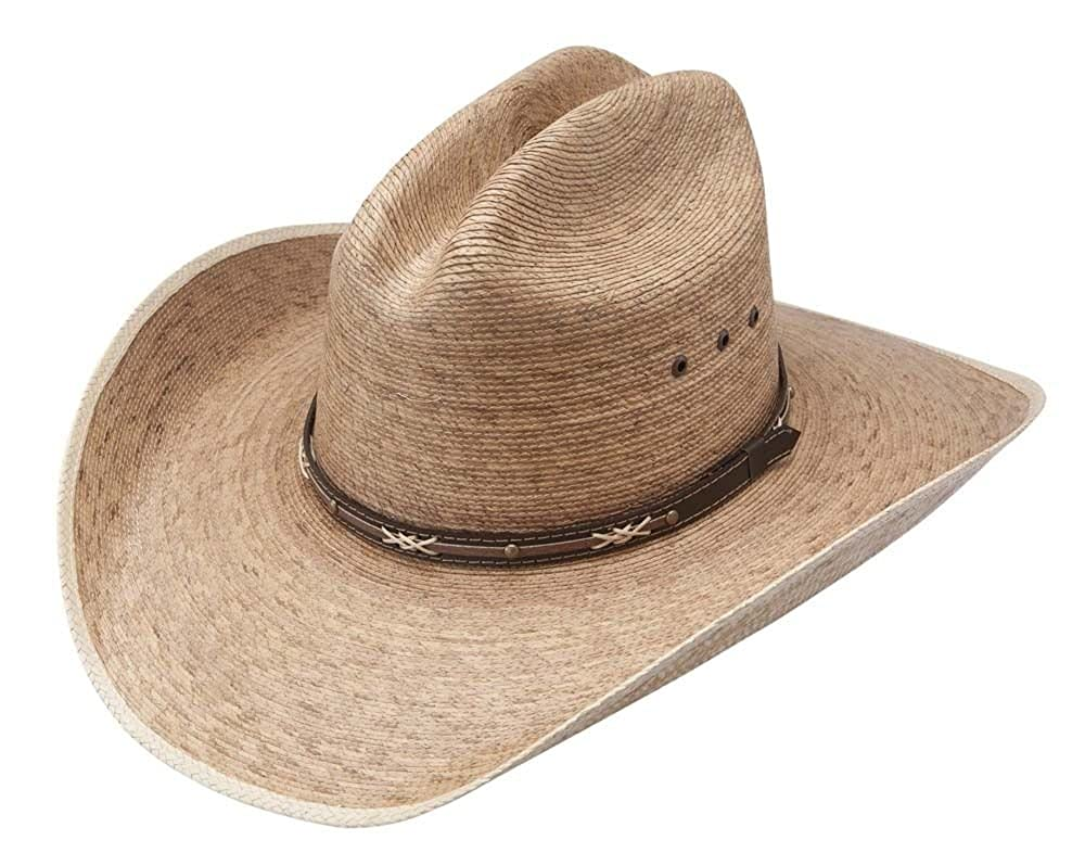 fe7652369 Resistol Jason Aldean Passing Through Straw Cowboy Hat RSPAST-JA41BB