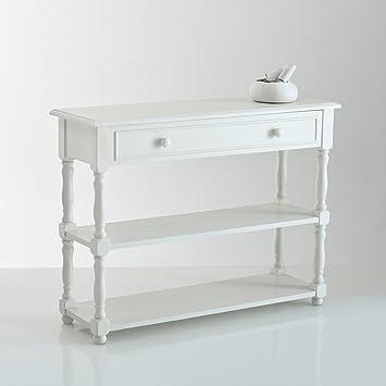 La Redoute Interieurs Nottingham 2 Shelf Console Table: Amazon.co.uk on