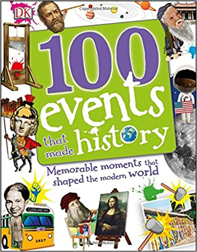 Book 100 Events That Made History