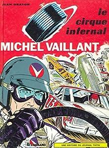 """Afficher """"Michel Vaillant : le cirque infernal"""""""