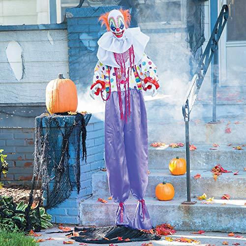 Fun Express Standing Animated Clown -