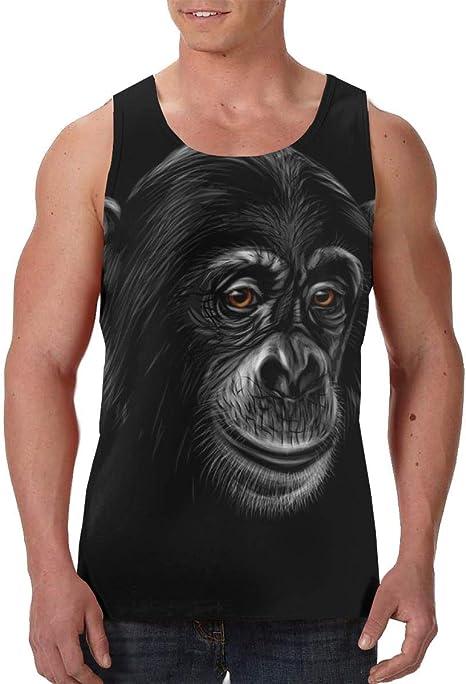 Camisetas sin Mangas con Estampado gráfico para Hombre