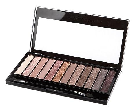 Paupières Nude 3 À Iconic Makeup Fard Palette Revolution WHIbEe29YD