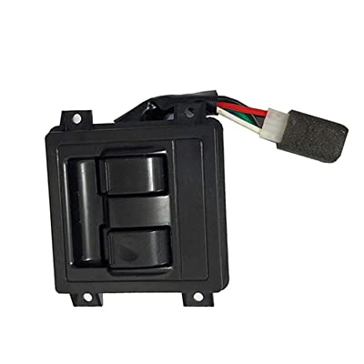 Power Window Control Switch MR159874 for 94-2006 Mitsubishi L300 MR15 9874 Front Left Driver Side Window Switch Comes with Switch Removal Tool: Automotive