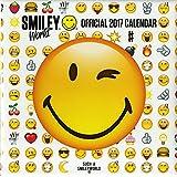 Smiley Calendar 2017 Square