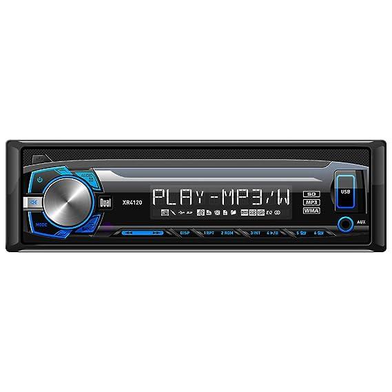 amazon com dual electronics xr4120 mechless receiver with sd usb rh amazon com