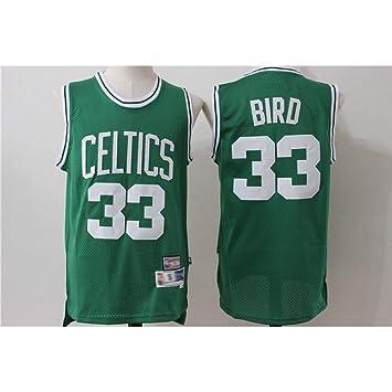 brand new 66d61 80226 XH-Sport NBA Larry Bird #33 Boston Celtics Classics Jersey ...