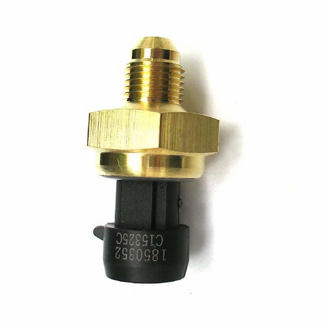 High Performance EGR Exhaust Back Pressure Sensor EBP for Ford Powerstroke 6.0L DPFE 6 2004 2005 2006 2007
