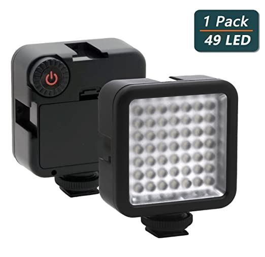 Review Ultra Bright LED Video