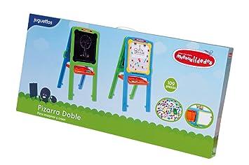 Manualidedos Pizarra Doble: Amazon.es: Juguetes y juegos