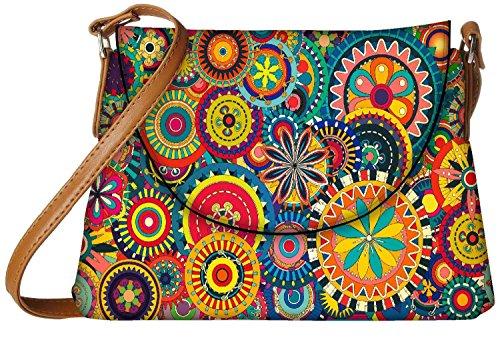 Snoogg Strandtasche, mehrfarbig (mehrfarbig) - RPC-7099-SPUBAG