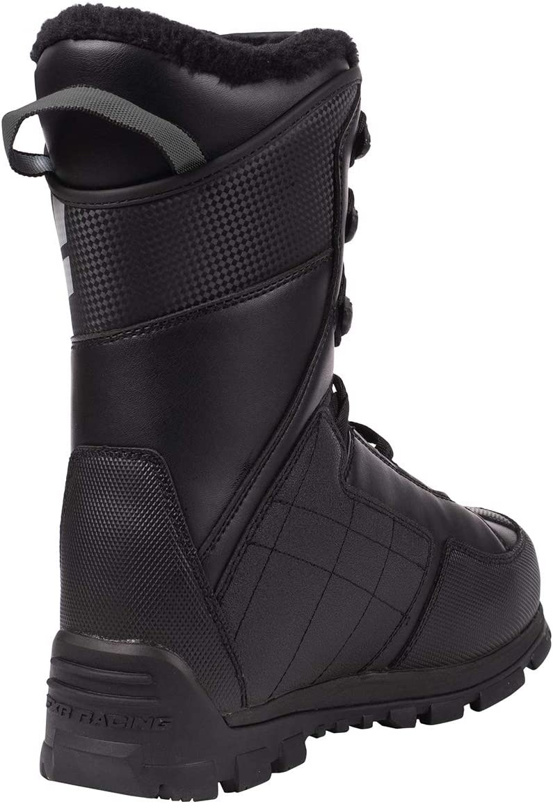 FXR X-Cross Pro Speed Boots Mens 4 Black Ops