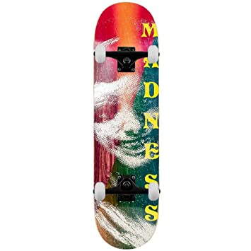 MADNESS SKATEBOARDS Laugh Complete Skateboard 8.5