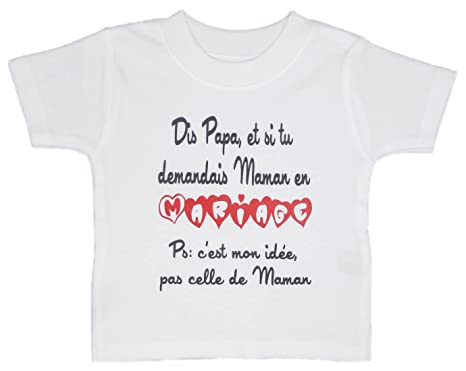 91fc677f43cce Les lutins de Camille-T-shirt fille garçon bébé enfant humour ...