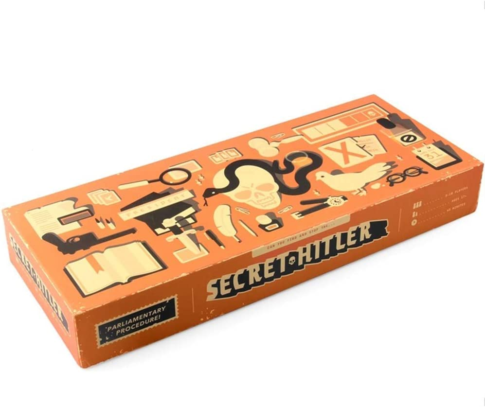 LCF Gygn Secreto Hitler Familia Partido Mesa Tablero ajedrez Juguetes: Amazon.es: Hogar