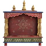 Jodhpur Handicrafts Home Temple/ Wooden Temple/ Pooja Mandir/ Mandap/ Temple For Home