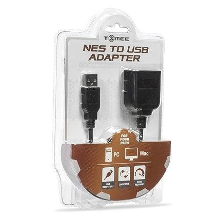 Tomee NES to PC USB Retro Controller Adapter Converter - PC Mac