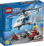 LEGO City Police Helicopter Chase 60243 Police