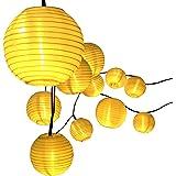 Solar Globe String Lights, Innoo Tech Outdoor 19.7 ft 30