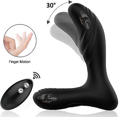 masaje de próstata con tres dedos