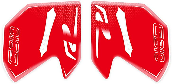 3D Gas Fuel Tank Traction Pad Protector Stickers Decals for CFMOTO 400NK 650NK