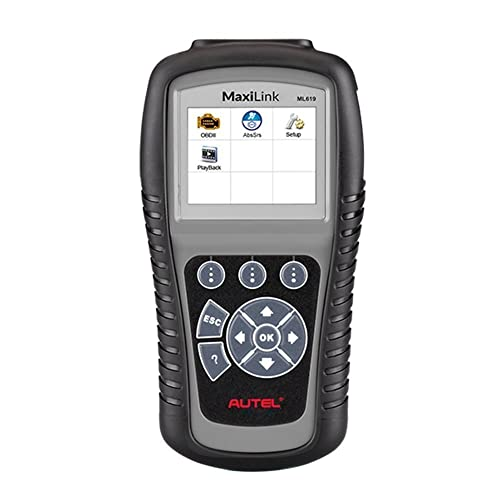 Autel Maxilink ML619 is among the best Toyota Scan Tools