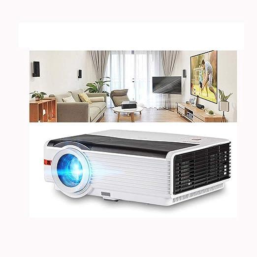 Ai LIFE Proyector LCD LED para Exteriores HD Multimedia Películas ...