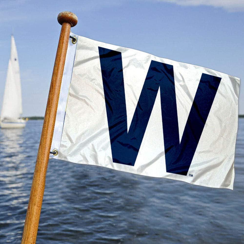 Chicago Cubs barco y bandera de carro de golf: Amazon.es: Deportes y aire libre