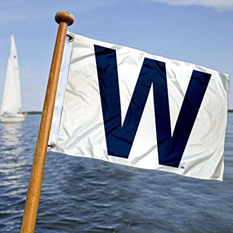 Chicago Cubs barco y bandera de carro de golf: Amazon.es: Deportes y aire libre