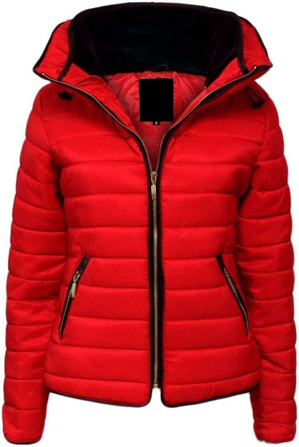 Stylozuk Kids Girls Puffer Fashion Jacket Warm Bubble Fur Collar Hooded Puffa Padded Quilted Coat