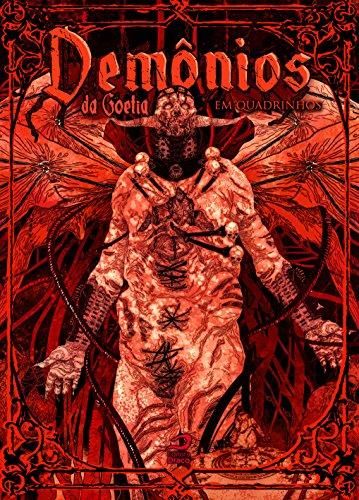 Demônios da Goetia em Quadrinhos