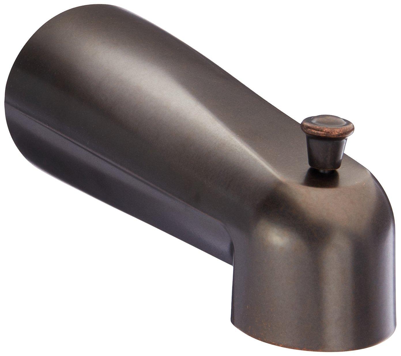 Moen 3853BN Tub Diverter Spout, Brushed Nickel - Tub Filler Faucets ...