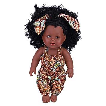 Amazon.es: Zerodis Suave Baby Doll Artificial Bebé recién Nacido ...