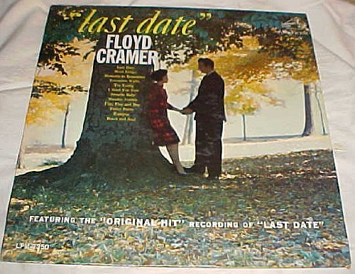 Floyd Cramer - Last Date By Floyd Cramer Record Vinyl Album Lp - Zortam Music