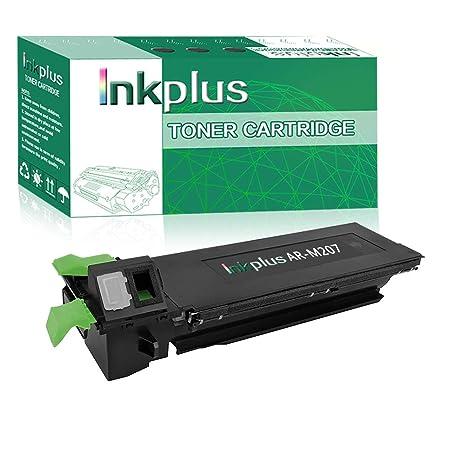 Amazon.com: InkPlus AR-M207 - Tóner compatible con ...