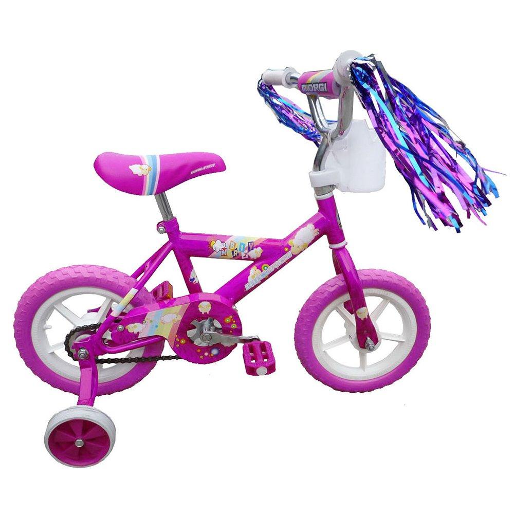 Micargi MBR Cruiser Bike, Purple, 12-Inch by Golden Green Sales LLC B00A7T534M