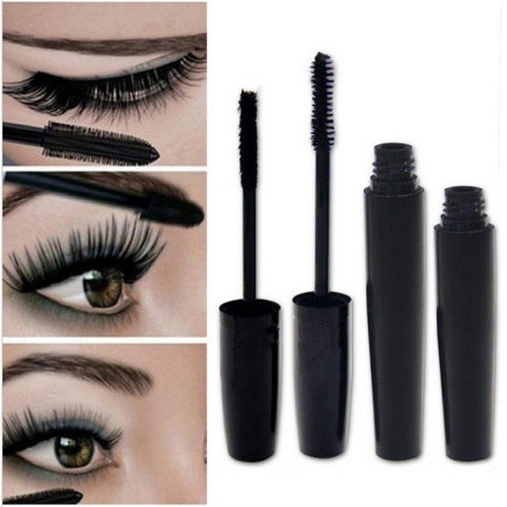 VWH 3D Fiber Lash Mascara Natural Lengthening Thickening Lash Set Black Yingwei