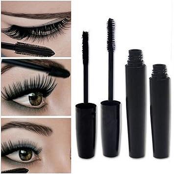 a064f93d168 VWH 3D Fiber Lash Mascara Natural Lengthening Thickening Lash Set Black