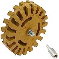 Pegatina adhesiva de goma para rueda de 4