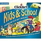 ClickArt Kids & School [Download]