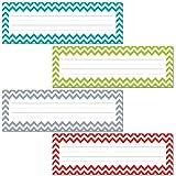 Creative Teaching Press CTP4517BN Chevron Name Plates, 6 Packs/CT