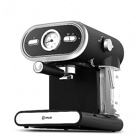 CBA BING Cafetera superautomática, Leche con Vapor vaporizador ...