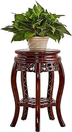 Estantes para Plantas/estanteria Jardin Soporte de Flores de plástico Estante de Flores de múltiples Capas Sala de Estar de balcón de pie estanterias de Jardin (Color : B): Amazon.es: Hogar