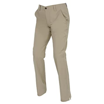 11224057fe02 2015 Under Armour Match Play Taper Pants Mens Golf Flat Front Trousers  Canvas 30x32