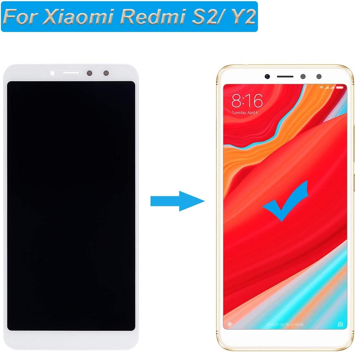 E-yiiviil - Pantalla LCD de Repuesto Compatible con Xiaomi Redmi ...