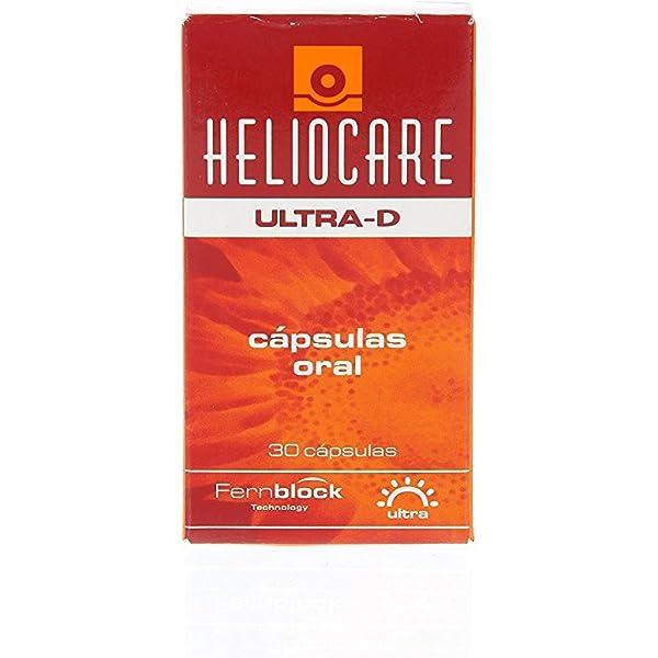 IFC HELIOCARE Oral Ultra-D 30 Cápsulas: Amazon.es: Salud y cuidado ...