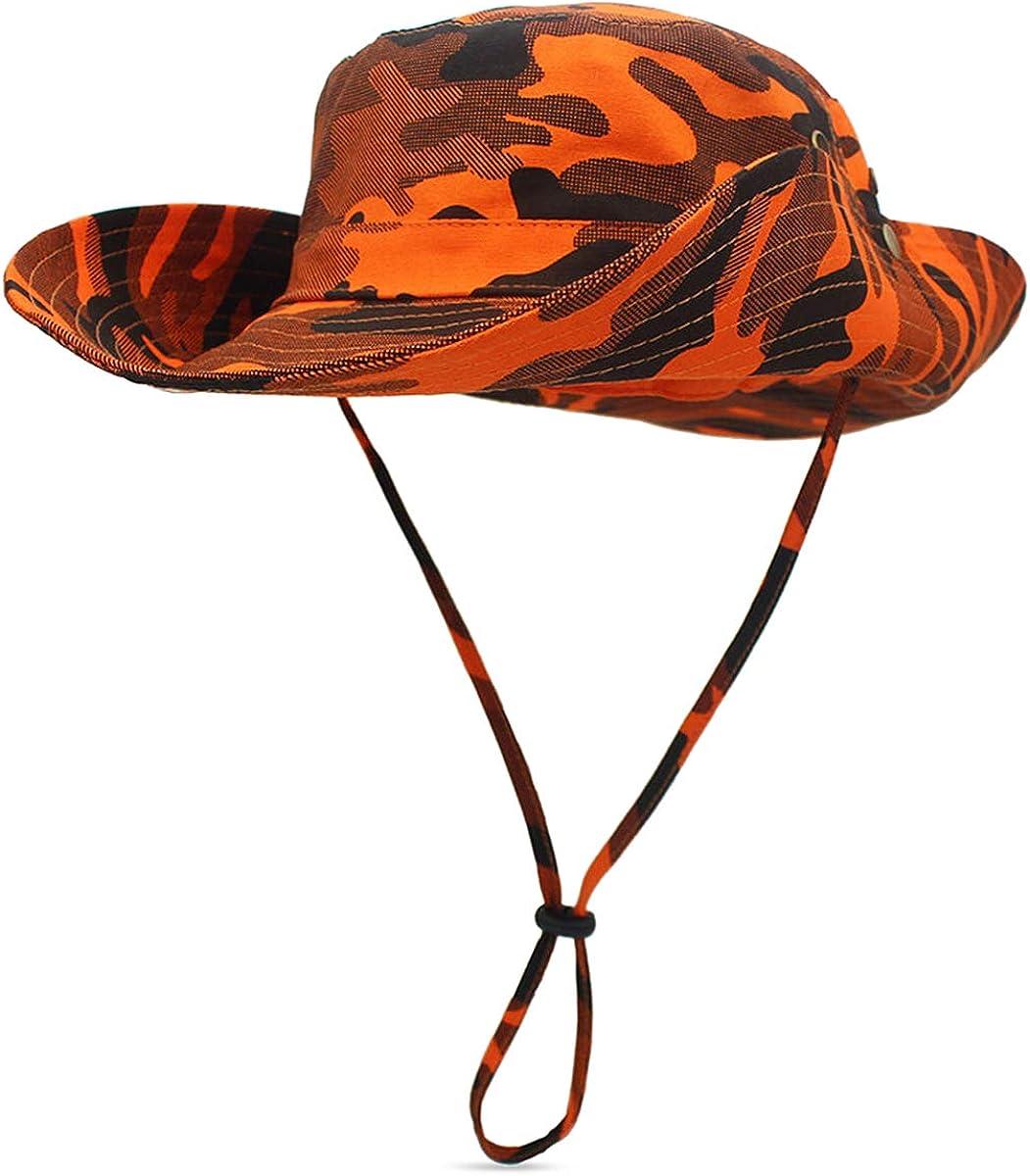 Sombrero de pesca reflectante con borde ancho; gorro antirrayos ultravioleta perfecto para el verano Naranja orange+gray Large UV50+ unisex